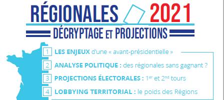 PROJECTIONS & DECRYPTAGE <br> Régionales 2021